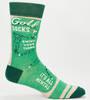Blue Q Men's Socks - Golf Socks