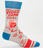 Blue Q Men's Socks - Video Game Socks