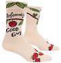 Blue Q Men's Socks - Reasonably Good Guy