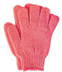 Exfoliating Printed Bath Glove - Melon