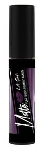 LA Girl Matte Pigment Gloss - Black Currant