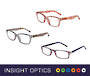 Insight Optics Women's Reading Glasses $24.95