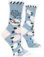 Blue Q Socks - In Loving Memory Of Sleep
