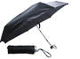 "Accosca Manual Open Super Compact Umbrella 19"" - Black"