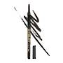LA Girl Ultimate Auto Eyeliner Pencil - Deepest Brown