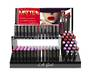 LA Girl Matte Flat Velvet Lipstick Display